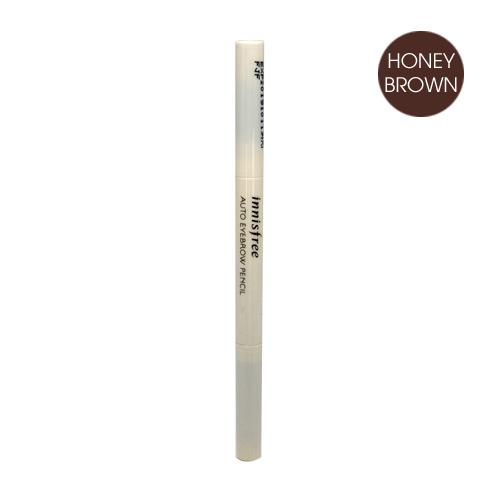 [Innisfree] Eco Eyebrow Pencil  (Honey Brown)