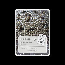 [Tonymoly] Pureness 100 mascarilla Sheet #Caviar