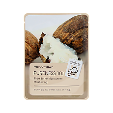 [Tonymoly] Pureness 100 mascarilla Sheet #Sheabutter