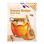 [Secret Key] Nature Recipe Mask Pack_Honey 10P