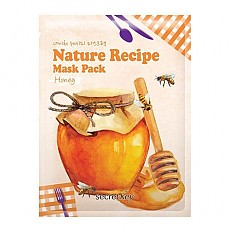 [Secret Key] Nature Recipe Mask Pack_Honey 10P