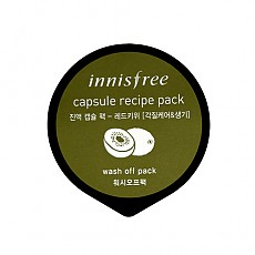 [Innisfree] Cápsula de receta pack #red kiwi 10ml
