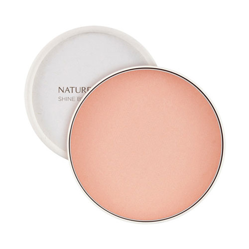 [Nature Republic] Shine Blossom Blusher #01 Pink Blossom