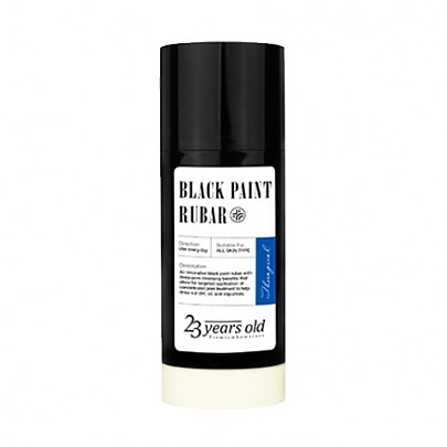 [23years] Barra de Exfoliante Black Paint