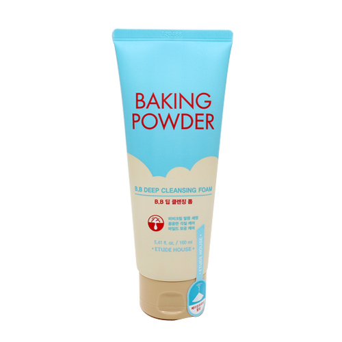 [Etude house] Baking Powder B.B Deep Cleansing Foam(160ml)