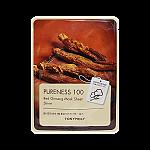 [Tonymoly] Pureness 100 mascarilla Sheet #RedGinseng