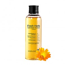 [Natural Pacific] Fresh Herb Calendula Tincture Toner (Toner Wash)