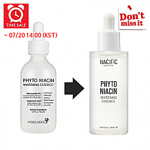 [Natural Pacific] *Time Deal*  Phyto Niacin Whitening Essence