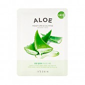 [It's Skin] The Fresh mascarilla Sheet Aloe
