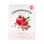 [It's Skin] The Fresh mascarilla Sheet Pomegranate