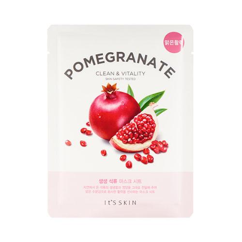 [It's Skin] The Fresh Mask Sheet Pomegranate
