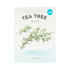 [It's Skin] The Fresh mascarilla Sheet Teatree