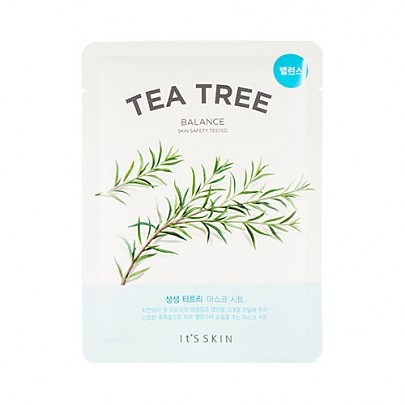 [It's Skin] The Fresh Mask Sheet Teatree