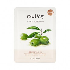 [It's Skin] The Fresh mascarilla Sheet Olive