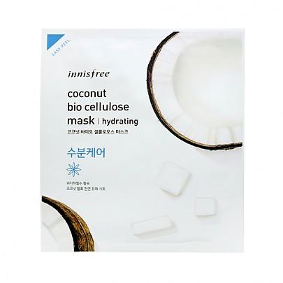 [Innisfree]Mascarilla de Gelatina de Coco 22ml #Hidratación