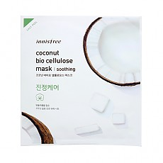 [Innisfree] Coconut Jelly mascarilla 22ml #Soothing