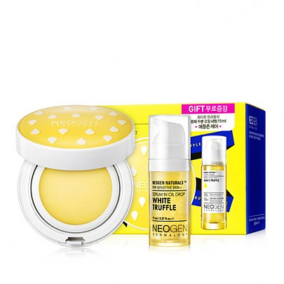 [Neogen] White Truffle Laycure Oil Balm Pact set