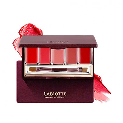 [LABIOTTE] Chateau Labiotte Wine Lip Palette #02 (Sweet Wine)