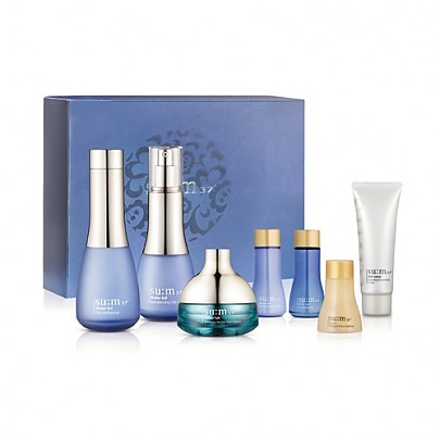 [Sum37] Waterfull Skin&Lotion 3 type Special set (Samples are given randomly)