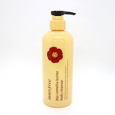 [Innisfree] Jeju Camellia Butter Body Cleanser 300ml