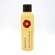 [Innisfree] Jeju Camellia Body Oil 200ml