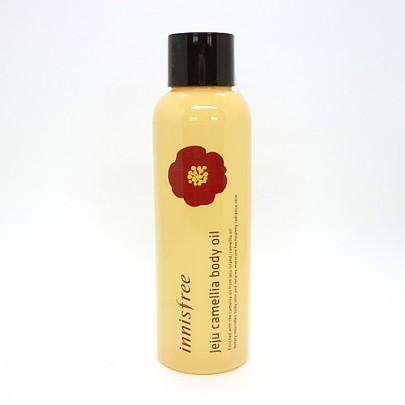 [Innisfree] Jeju Camellia Body Oil 200ml