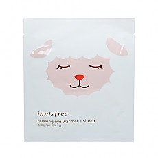 [Innisfree] Relaxing Eye Warmer (Sheep)