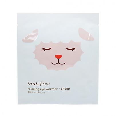 [Innisfree] Relaxing Eye Warmer (Sheep)