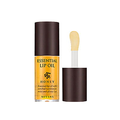 [Missha] Essential Lip Oil (Honey)