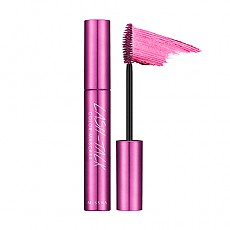 [Missha] Lash-Talk Color Mascara (Raspberry)