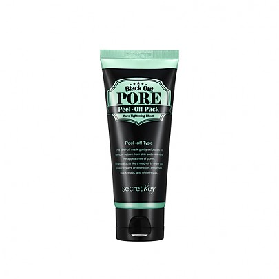 [SecretKey] Black Out Pore Peel-Off Pack