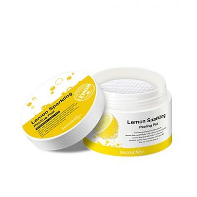 [SecretKey] Lemon Sparkling Peeling Pad