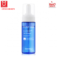 [Tonymoly] *Time Deal*  Tony Lab AC Control Acne Bubble Foam Cleanser