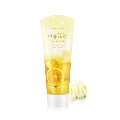 [Tonymoly] Clean Dew Lemon Foam Cleanser