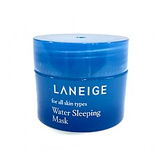 [Laneige] Water Sleeping mascarilla sample 15ml (For All Skin Type, Overnight Skin Care For Hydrated&Bright Skin)