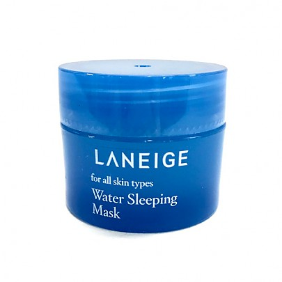 [Laneige] Muestra de Mascarila Hidratante 15ml (Para Todo tipo de Piel, Cuidado de la piel,durante la noche para piel hidratada y brillante)