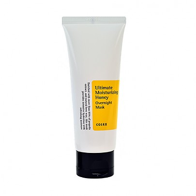 [COSRX] JUMBO Overnight Moisturizing Honey Mask 60g