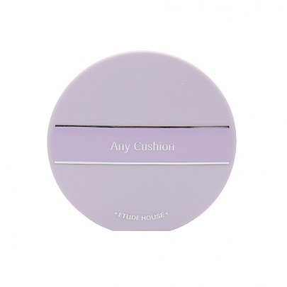 [Etude house] Any Cushion Color Corrector SPF34 PA++(Lavender)