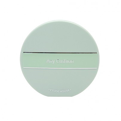 [Etude House] Any Cushion Color Corrector SPF34 PA++(Mint)
