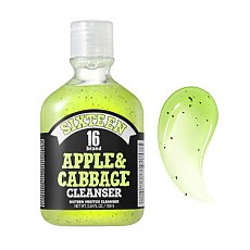 [Chosungah16] Vegitox Cleanser Apple & Cabbage