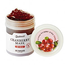 [Skinfood] Freshmade Cranberry mask (90ml)