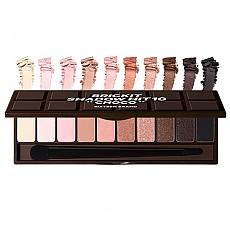 [16 Brand] 16 Brickit Shadow Hit 10 #Choco