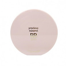 [Etude house] Precious Mineral Essence Beautifying Block Balm SPF50+ PA+++ #21 (Petal)