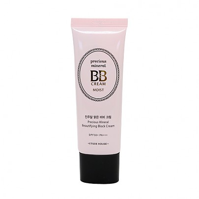 [Etude house] Precious Mineral Beautifying Block crema Moist SPF50+ PA+++ # 22 (Sand)