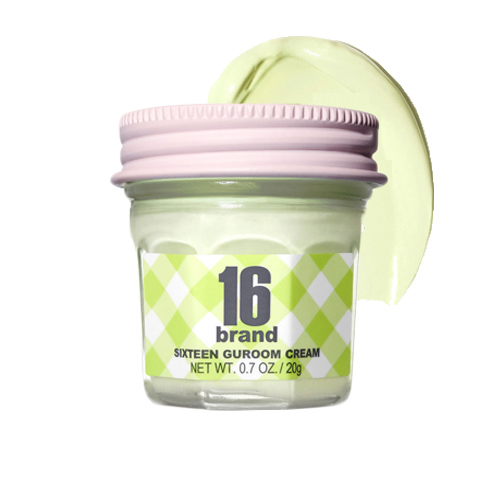 [16 Brand] Guroom Cream #Lime Toneup SPF30 / PA ++