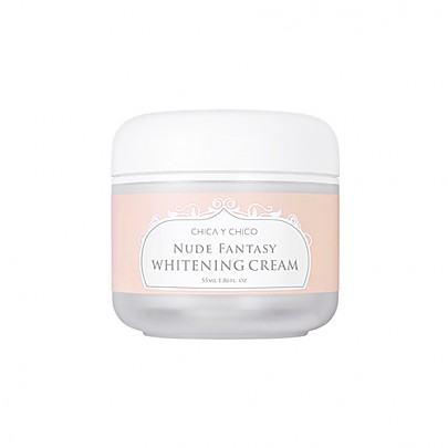 [CHICA Y CHICO] Nude Fantasy Whitening crema
