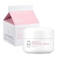 [G9SKIN] White Cream (Tone + Moisture Cream)