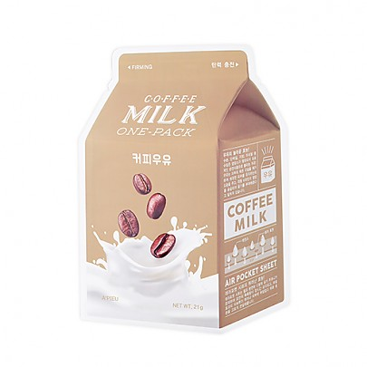 [A'PIEU] Milk One Pack #Coffee Milk