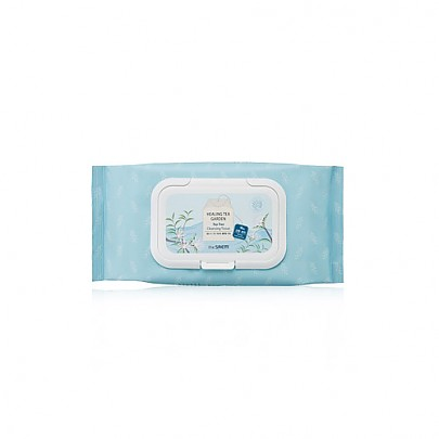 [The Saem] Healing Tea Garden Tea tree Cleansing Tissue 60sheets