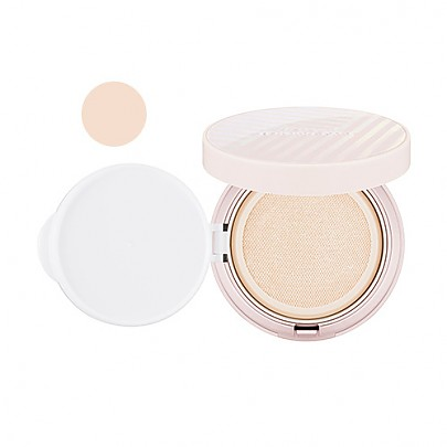 [Missha] The Original Tension Pact Natural Cover #21 SPF37 PA++